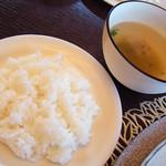 Hotel Sea Shell - 白飯とコンソメ