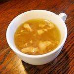 みすたーらいおん - スープ