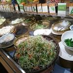 しゃぶ葉 - 野菜バー