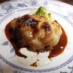 欧風バル・マザン - 若鶏のパイ包み焼(980円)