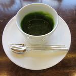 ジュヴァンセル - 抹茶フォンデュ 1512円