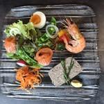 レストランパトリー - 《ランチ》5種類のフレンチデリプレート