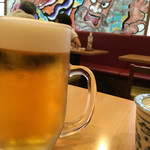 十和田 - 生ビール  アサヒスーパードライ