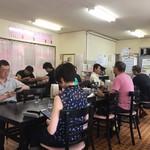長谷川食堂 - 内観