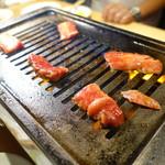 焼肉ホルモンブンゴ - じゅーじゅー1