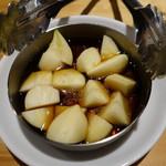 焼肉ホルモンブンゴ - 国産にんにくオイル焼
