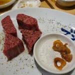 焼肉ホルモンブンゴ - ヒレ