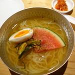 焼肉ホルモンブンゴ - 冷麺