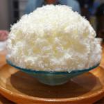 イタリアン✖富士山天然氷 シロッポ - 料理写真: