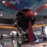 70757247 - 鹿屋航空基地資料館に展示されているゼロ戦