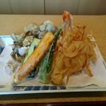 手打蕎麦 すみれえ - 料理写真:
