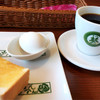 8代葵カフェ - 料理写真:☆厚切りトースト&ゆで玉子☆モーニング