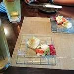 Kitchen萬治郎 - 料理写真: