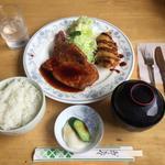 あげもん - 料理写真:Aランチ¥750