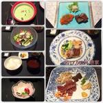 憩家 - 魚介類と特選ステーキのコース