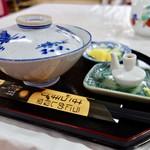 はらほげ - [2017/07]うにぶっかけ丼(2200円)