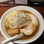 Ramenyoshi - 料理写真:醤油ラーメン