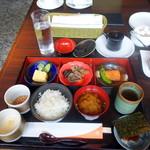カフェ カリフォルニア - 和朝食2,970円