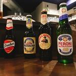 オッキアーリ - イタリアのビールご用意してます!