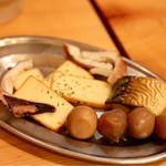 おでん&ワイン カモシヤ - 季節の燻製