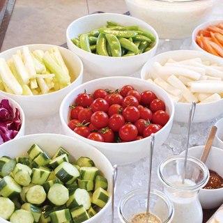高原の恵み、新鮮野菜!