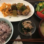 トモキッチン - ランチ850円