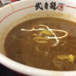武者麺 SEA - 濃厚魚介つけ麺