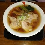 羽屋 - しょうゆ(700円)