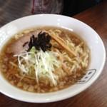 麺屋 翔 - アゴ出汁
