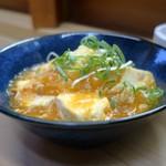 家庭料理 小川 - 麻婆豆腐