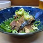 家庭料理 小川 - カツオのたたき