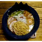70766235 - 「魚介よくばり塩の麺」(2017.07)