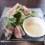 エヌイッシン - 前菜