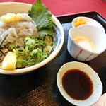 さくら - 料理写真:生シラス丼