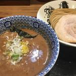 日本の中華そば富田 - 料理写真:濃厚つけ麺  松戸の本店はとんとご無沙汰  やはりとみ田の味は素晴らしい