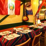 ペルー料理 ロミーナ - ラテンの音楽で気分も盛り上がる!