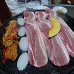 韓国料理 トヤジ - サムギョプサル