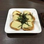 パドック - 長芋チーズ焼き 350円