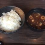70771969 - ご飯、味噌汁
