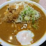 吉野屋 - 2017年7月 冷しころカレーきしめん 770円