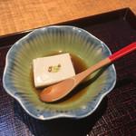 70773589 - 蕎麦豆腐♪