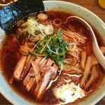 麺通 - 冷やし四川らーめん  880円