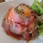 KAMO Kitchen - ローストビーフ丼