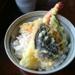 そばきり吉成 - ミニ天丼