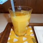 Sola Cafe - オレンジジュース♡
