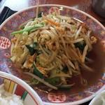 すけろく - 肉野菜炒め