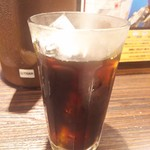 CoCo壱番屋 - アイスコーヒー