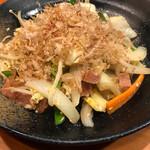 沖縄料理 馳走屋 楽 - 野菜チャンプル