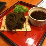 沖縄料理 馳走屋 楽 - ざるもずく