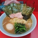 ラーメン成瀬家 - +味玉